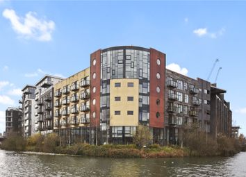 Thumbnail 2 bed flat to rent in Omega Works, 4 Roach Road, Bow