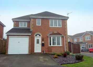 Thumbnail 4 bed detached house for sale in Pemberley Chase, Sutton-In-Ashfield