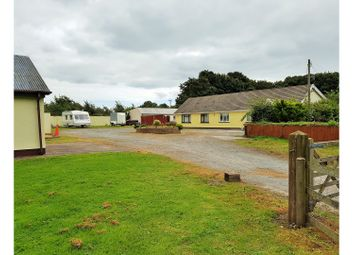 Thumbnail 5 bed detached bungalow for sale in Carew Cheriton, Tenby