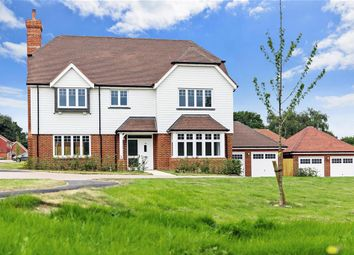 Thumbnail 4 bed detached house for sale in Newick Hill, Ghyll Croft, Newick, Lewes, East Sussex