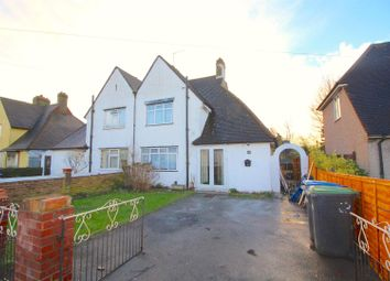 Thumbnail 4 bed property for sale in Dunholme Road, Edmonton