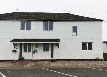 Thumbnail 3 bed semi-detached house to rent in Lancaster Crescent, Wadebridge