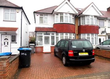 Thumbnail 4 bedroom semi-detached house to rent in Princes Avenue, Kingsbury, London