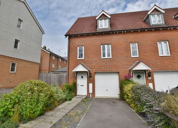 Thumbnail 3 bed town house for sale in Greystones, Hythe Road