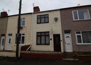 Thumbnail 2 bedroom terraced house for sale in Meadow Street, Dinnington, Sheffield
