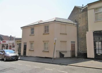 Thumbnail 2 bed flat for sale in Chatham Street, Ramsgate