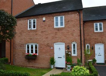 Thumbnail 3 bed terraced house for sale in Beacon Mews, Off Beacon Street, Lichfield, Staffordshire