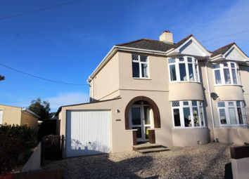 Thumbnail 3 bed property for sale in Hangmans Lane, Southern Road, Callington