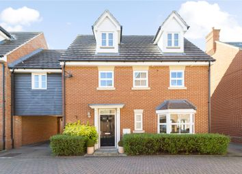 Thumbnail 5 bedroom link-detached house for sale in Taylor Way, Great Baddow, Chelmsford, Essex