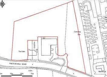 Thumbnail Commercial property for sale in Former Clock Garage, Preston New Road, Westby, Blackpool, (3.89 Acres)