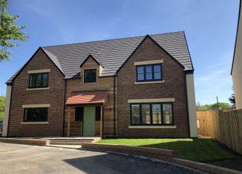 Thumbnail 4 bed detached house for sale in Kingsdown Lane, Blunsdon, Swindon