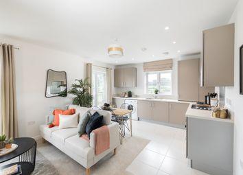 Thumbnail 2 bed flat for sale in Ferard Corner, Warfield, Berkshire