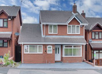 Thumbnail 4 bed detached house for sale in Dacer Close, Kings Norton, Birmingham
