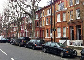 Thumbnail 3 bedroom flat to rent in Lanark Road, London