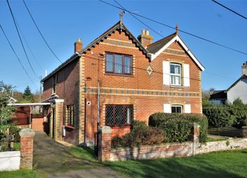 Thumbnail 3 bed semi-detached house for sale in Norton Green, Freshwater