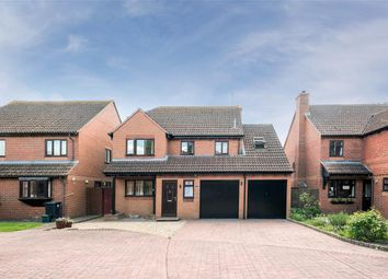Thumbnail 5 bed property to rent in Manor Green, Harwell, Didcot