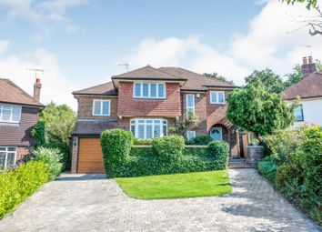 Terrilands, Pinner HA5. 5 bed detached house