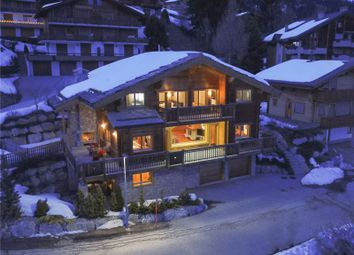 Thumbnail 6 bed detached house for sale in Chalet Near The Resort's Centre, Rue Des Dailles, 1972 Anzere