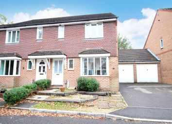 Thumbnail 3 bed semi-detached house for sale in Sorrel Drive, Whiteley, Fareham