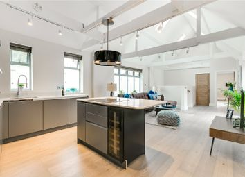 Thumbnail 3 bed mews house for sale in Richmond Park Road, East Sheen, London