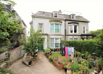 Thumbnail 1 bed flat to rent in Lonsdale Villas, Mannamead, Plymouth