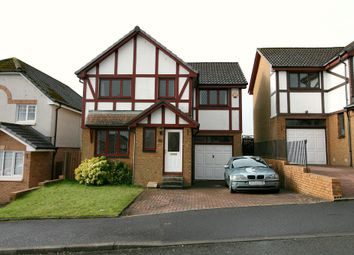 Thumbnail 4 bed detached house for sale in Cooper Avenue, Carluke