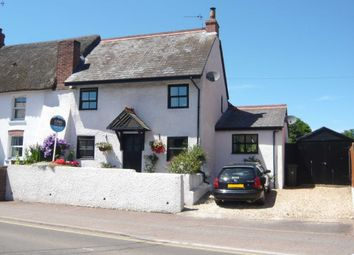 Thumbnail 4 bed end terrace house for sale in Withycombe Village Road, Exmouth