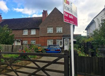 Thumbnail 3 bed end terrace house for sale in Tower Road, Lancing