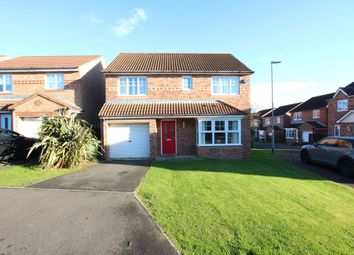 Thumbnail 4 bed detached house for sale in West Meadows, Chopwell, Newcastle Upon Tyne