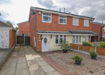 Thumbnail 2 bed semi-detached house for sale in Platt Lane, Wigan