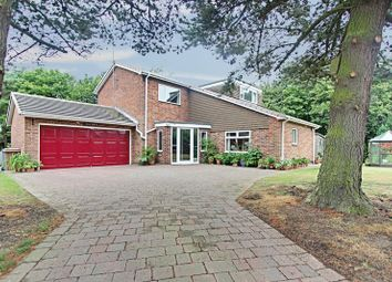 Thumbnail 4 bedroom detached house for sale in Woldgarth, Main Street, Tickton