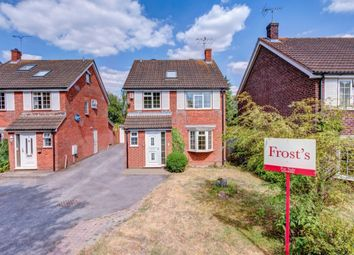 Thumbnail 4 bed detached house for sale in Southfield Way, St. Albans