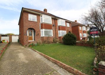 3 bed semi-detached house for sale in Grant Road, Farlington, Portsmouth PO6