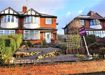 Thumbnail 3 bedroom semi-detached house for sale in 1134 Rochdale Road, Manchester