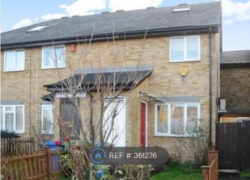 Thumbnail 3 bed terraced house to rent in Surrey Water Road, London