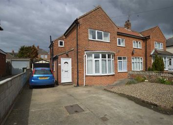 Thumbnail 3 bed semi-detached house for sale in Clifton Street, Hornsea, East Yorkshire