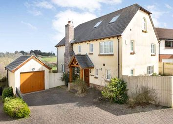 Thumbnail 6 bed detached house for sale in Meadows Edge, Cheriton Bishop, Exeter