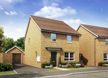 Thumbnail 4 bed detached house for sale in Oakwood Grange, Griffin Way, Hook