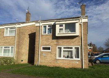 Thumbnail 4 bed semi-detached house for sale in Badersfield, Norwich, Norfolk