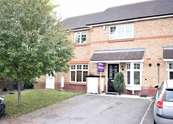 Thumbnail 2 bedroom terraced house for sale in Fisher Close, Sutton-In-Ashfield