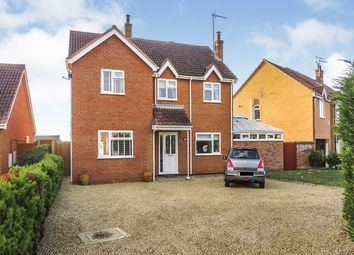 Thumbnail 5 bed detached house for sale in Folgate Road, Heacham, King's Lynn