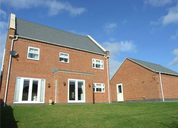 Thumbnail 4 bed detached house for sale in Smalley Manor Drive, Smalley, Ilkeston
