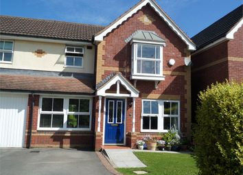 Thumbnail 3 bedroom semi-detached house for sale in St Lawrence Park, Chepstow, Monmouthshire