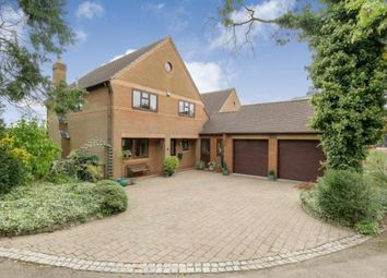 Thumbnail 4 bedroom detached house for sale in Cedar Lodge Drive, Wolverton, Milton Keynes, Buckinghamshire