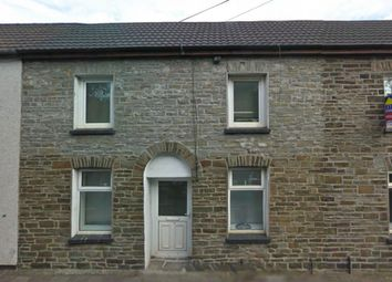 Thumbnail 3 bed terraced house to rent in Park Street, Treforest, Pontypridd