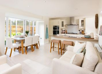 "Thumbnail 4 bedroom detached house for sale in ""Cornell"" at Post Hill, Tiverton"