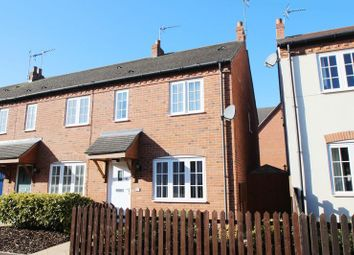 Thumbnail 3 bed end terrace house for sale in Bleachfield Street, Alcester