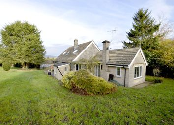 Thumbnail 4 bedroom detached bungalow for sale in Harescombe, Gloucester