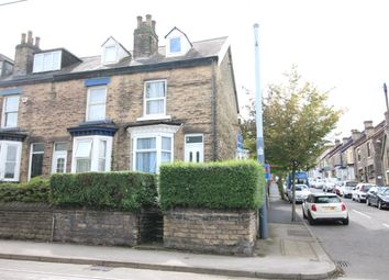 Thumbnail 4 bed terraced house for sale in Middlewood Road, Sheffield