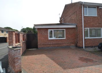 Thumbnail 1 bed property to rent in Braddon Road, Loughborough
